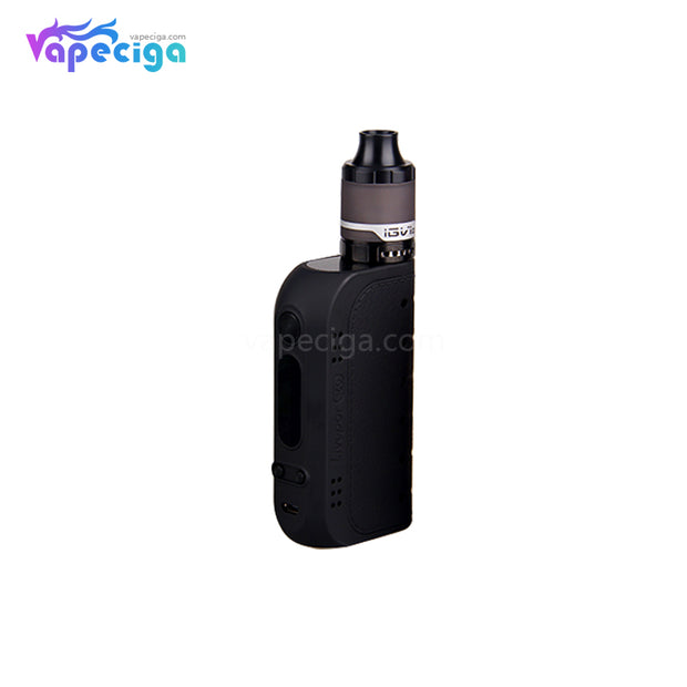 Black Yosta Livepor TC Box Mod Kit