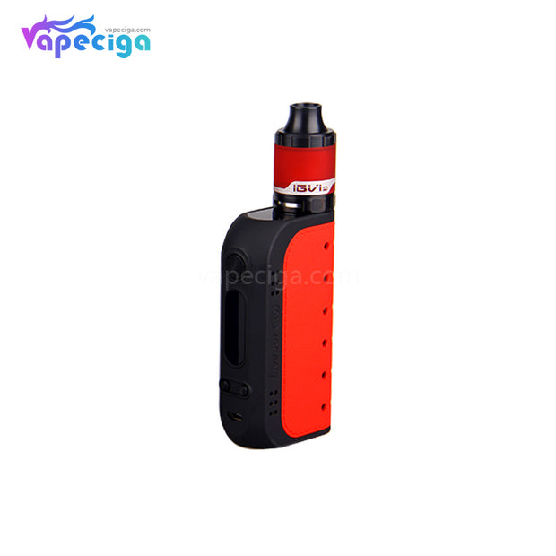 Red Yosta Livepor TC Box Mod Kit