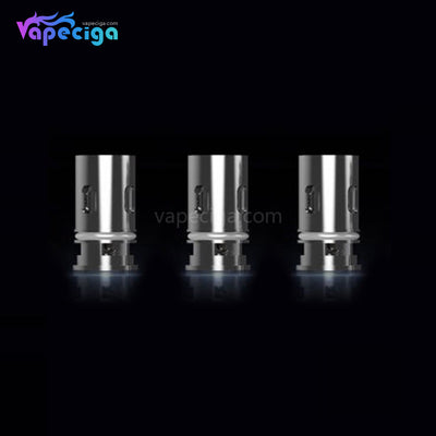 Yuoto K40W Replacement Coil Head 3PCs