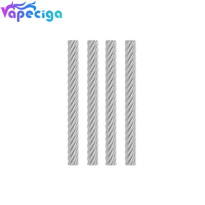 Vapefly Optima RDTA Replacement SS Wicking Wire 4pcs