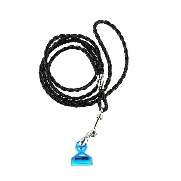 Demon Killer Magnetic Leather / Metal Lanyard for JUUI Blue Cup