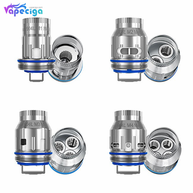 Freemax 904L M Mesh Coil for M Pro 2 Tank, M Pro Tank and Maxus 200W Kit