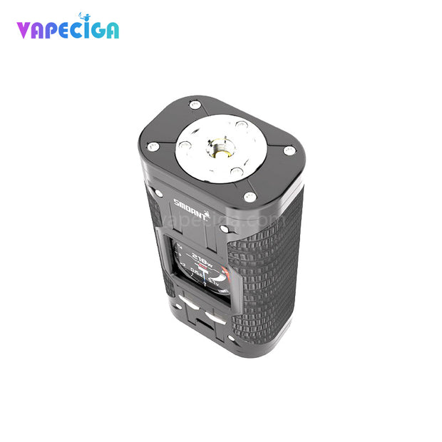 Smoant Cylon TC Box Mod Top Details