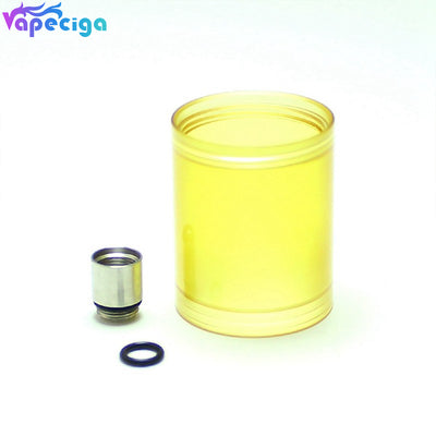 SXK Replacement Tank Tube for Four One Five 415 Style RTA Ultima 4.0ml