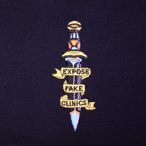 Expose Fake Clinics Beanie