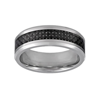 LYNX Titanium Carbon Fiber Band - Men
