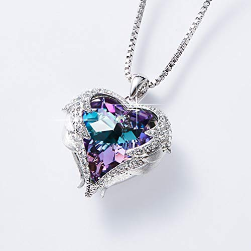 Heart of Ocean Pendant Necklace