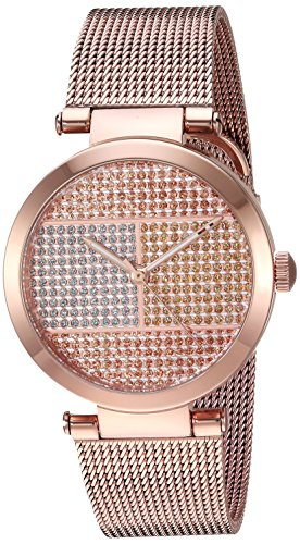 Tommy Hilfiger Women's Quartz Gold Watch