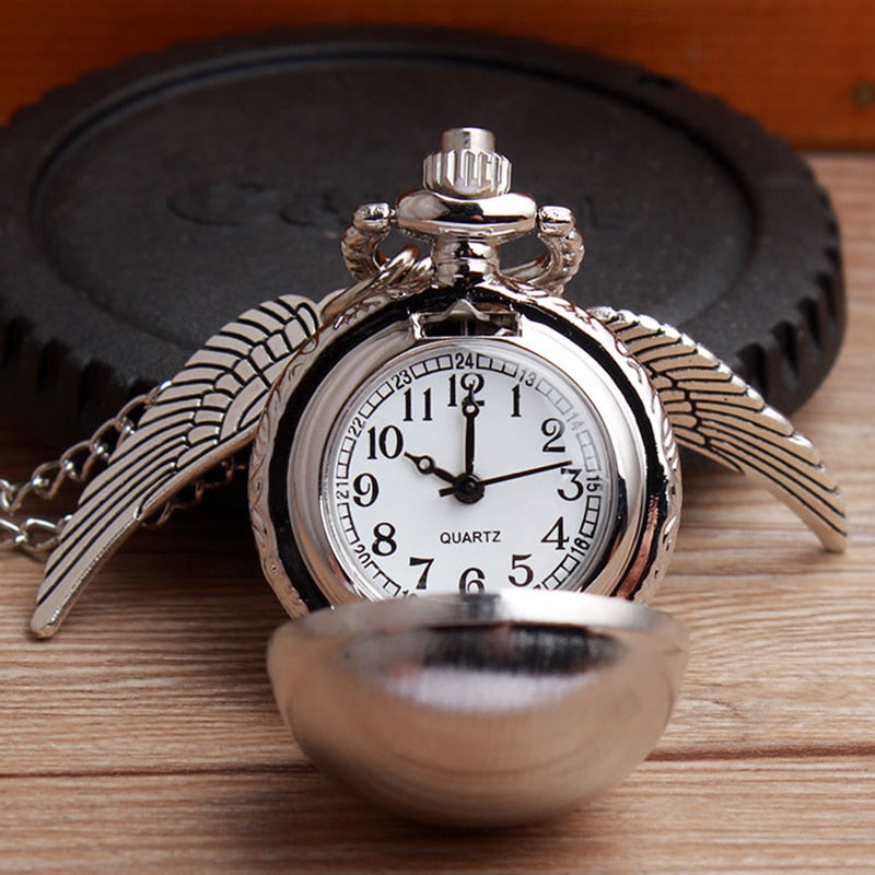 Golden Snitch Ball Pocket/Pendant Watch
