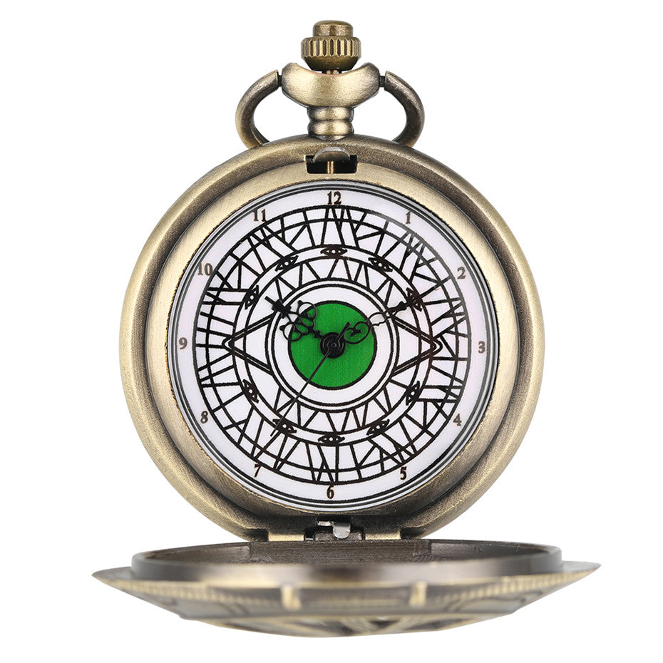 Doctor Strange Theme Pocket Watch