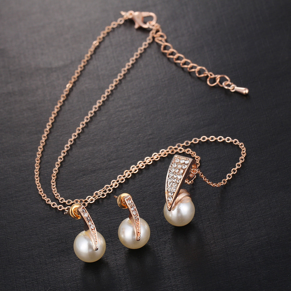 Fashion Pearl Jewelry Sets