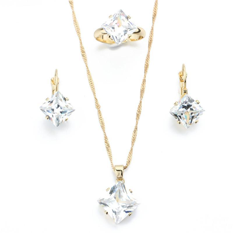 Trendy Bridal Jewelry Sets