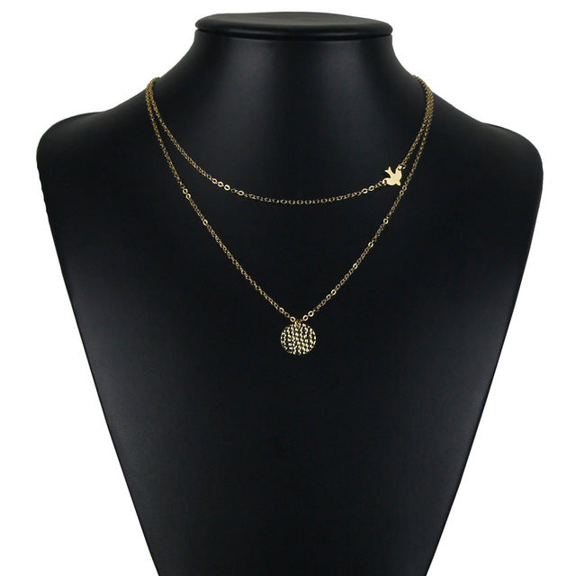 Chain Beads Jewelry Necklace