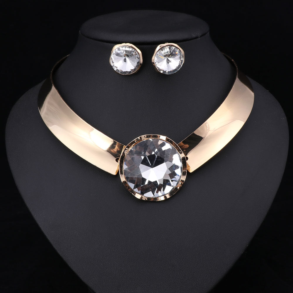 Trendy Jewelry Set