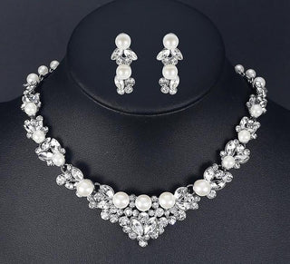 Elegant Simulated Jewelry Sets