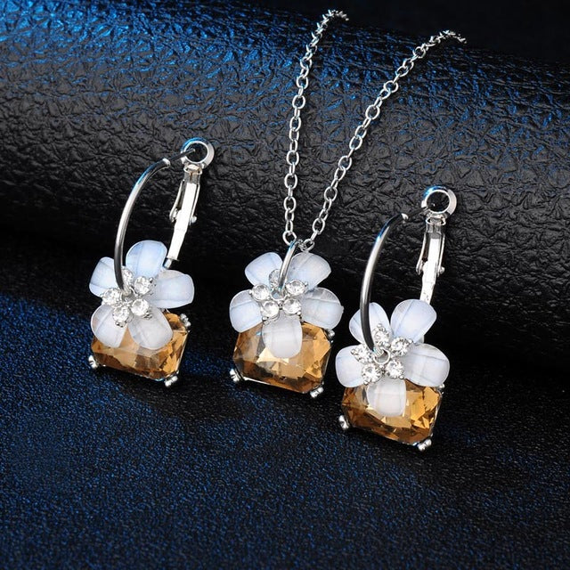 Romantic Fine Jewelry Set