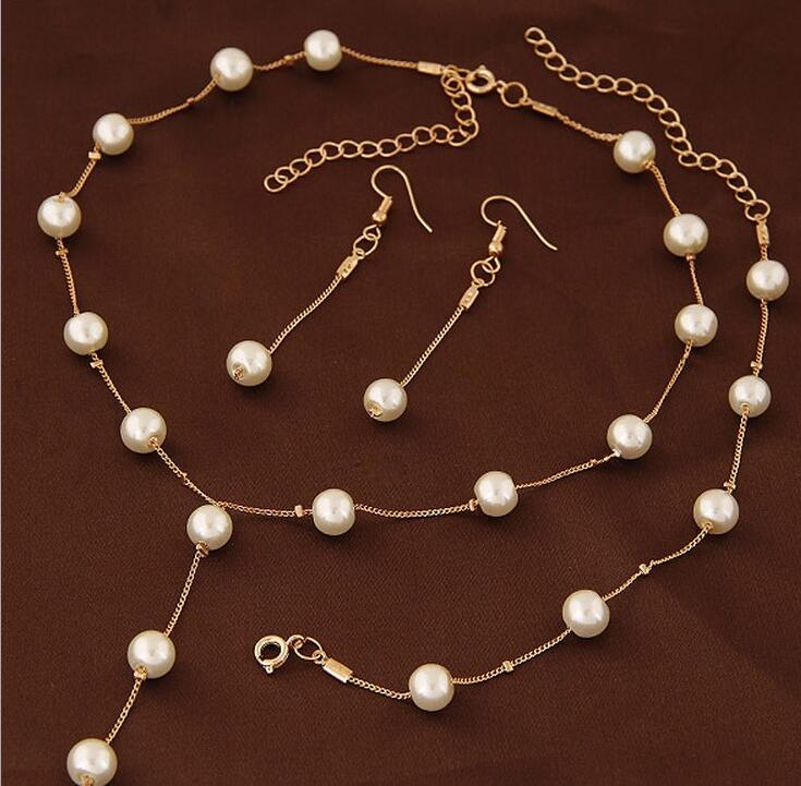 Fashion Necklace Beads Accessories