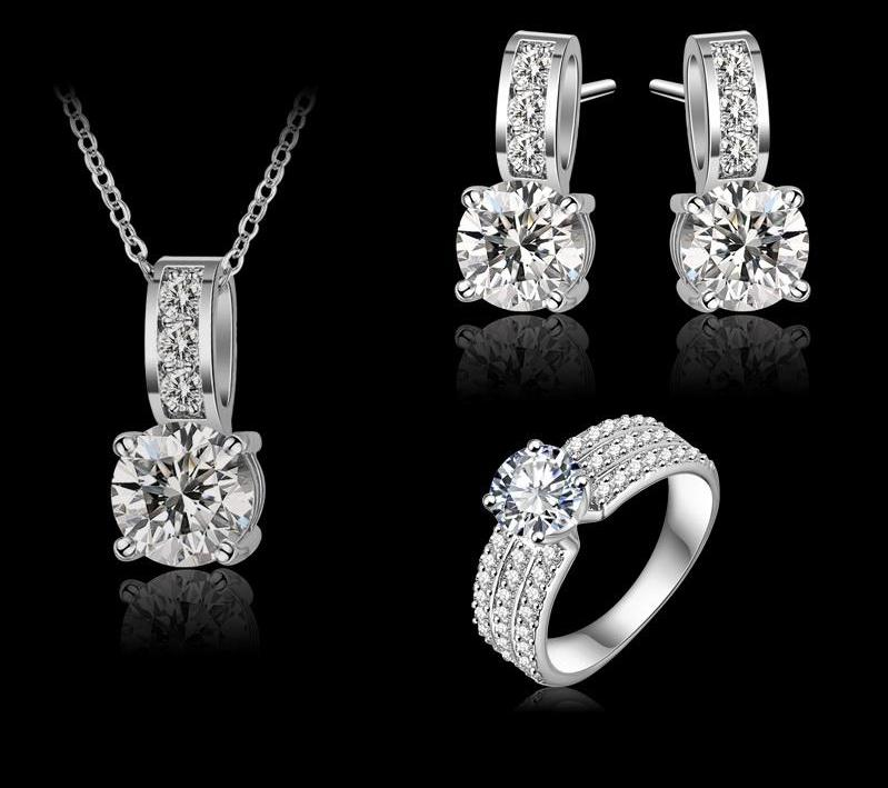 New Arrival Wedding Jewelry Set