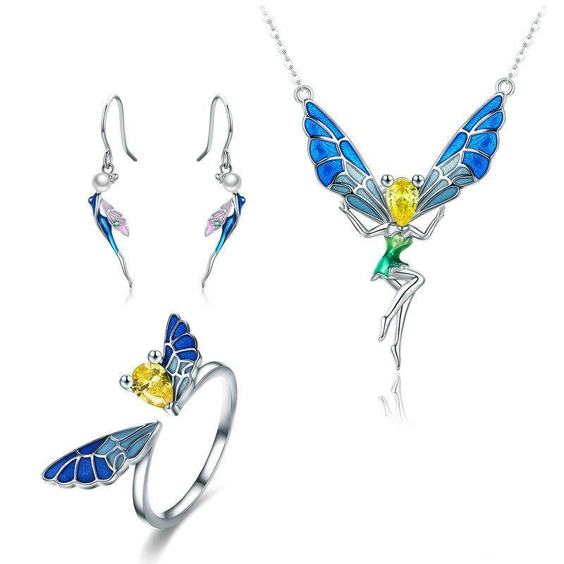 Fairy Jewelry Set