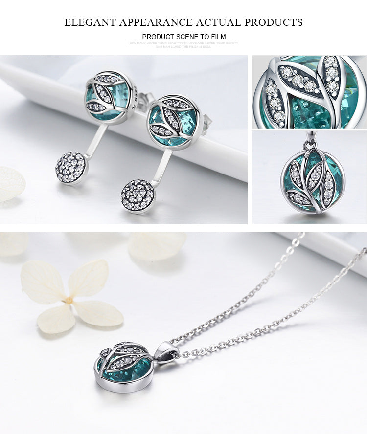 Tree of Life Jewelry Set