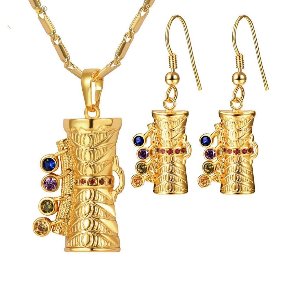 Dangle Jewelry Set