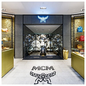 German Luxury with MCM