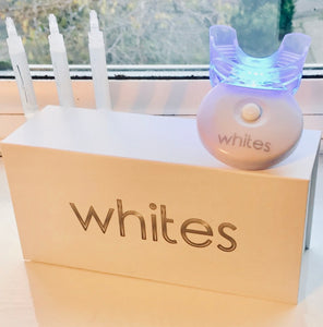 WHITES™AT-HOME TEETH WHITENING ALL-IN-ONE KIT