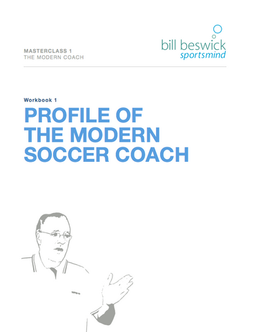 Profile Of The Modern Soccer Coach