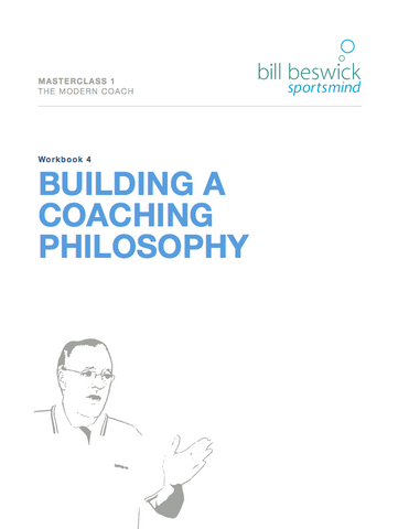 Building a Coaching Philosophy