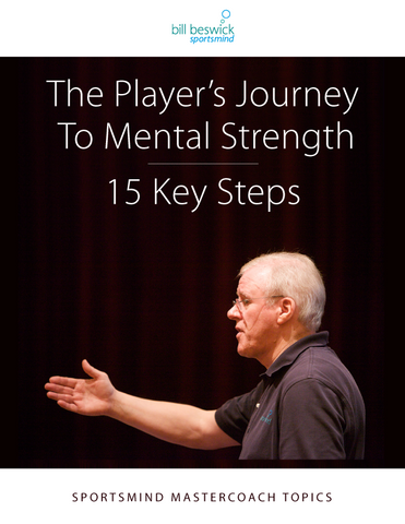 The Player's Journey to Mental Strength : 15 Key Steps