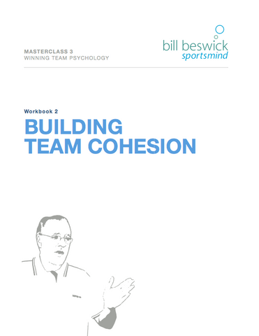 Building Team Cohesion