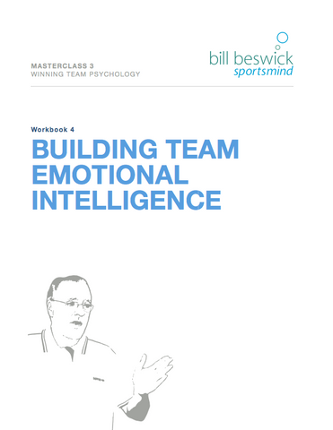 Building Team Emotional Intelligence