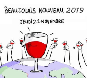 Beaujolais Nouveau is Almost Here!!