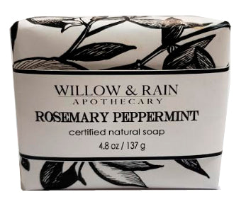 Rosemary Peppermint Bar Soap