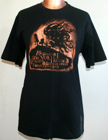 Grand Adventure T-Shirt - Black (2XLarge)