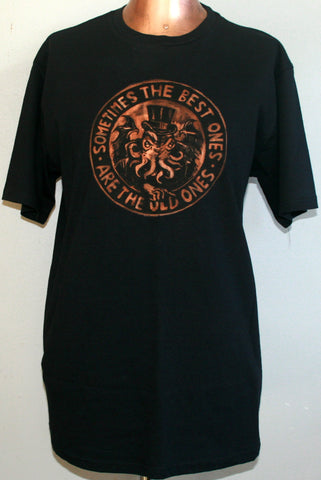 Best Old Ones T-Shirt - Black (2XLarge)
