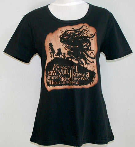 Grand Adventure T-Shirt - Black (2X Large)