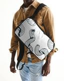 Use Your Noodle Slim Tech Backpack || Quirky Geek Gift for guys or gals! || - huronshop1