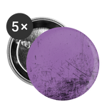 Purple Scratch - Buttons Large 2.2'' (5-pack) - huronshop1