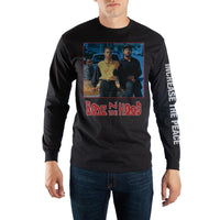 Boyz N The Hood Long Sleeve Shirt || Mens LS Graphic Movie Tee - huronshop1