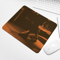 Feet Meet Stage - Musician / Hip-Hop Artist Mens T-shirt Mouse Pad - huronshop1