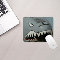 A10 Thunderbolt II Fighter Jet Photography from Jim Janssen Mouse Pad - huronshop1