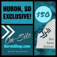 On-Site Social Media Booster Visit || Huron, SD / Beadle County Only! || - huronshop1