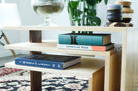 Three Tier Modern Coffee Table - huronshop1