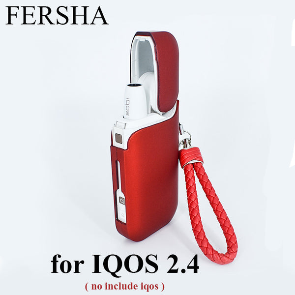 FERSHA Fashion e-cig IQOS 2.4+ Vape || Multi Colorful Vape with Case for him or Her! || - huronshop1