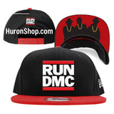 Run DMC Hip Hop Hat || Logo Baseball Hat || Great Mens Gift || - huronshop1
