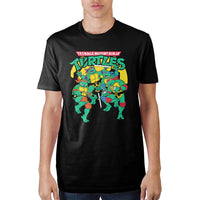 Classic Teenage Mutant Ninja Turtles T-Shirt || Nick 90s Tee || - huronshop1