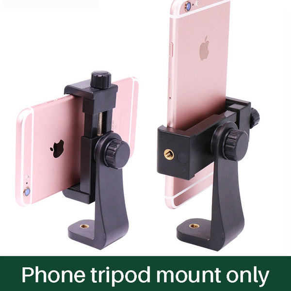 LOOK! Universal Phone Photography Tripod  || Cell Phone Stand || Apple iPhone Samsung Andriod || - huronshop1