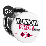 "Custom 1"" Pin / Button Design for your Event - Business - Fundraiser 