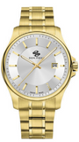 Lusso II Silver || Eloquent Mens Watch - LIMITED - huronshop1